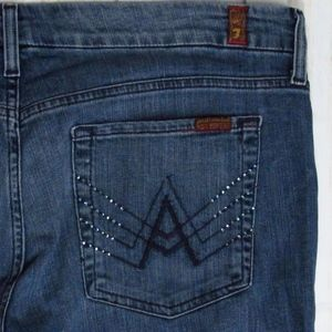 7 for all Mankind 'A' Pocket Trouser Jeans 32